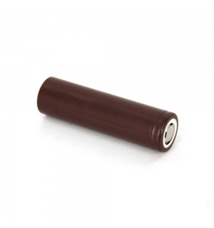 LG HG2 (INR18650HG2) 3000mAh 3.7v 18650 IMR High Drain 20A/30A Battery (Flat Top)