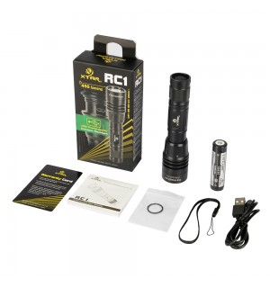 XTAR RC1 Darkwalker Rechargeable Torch