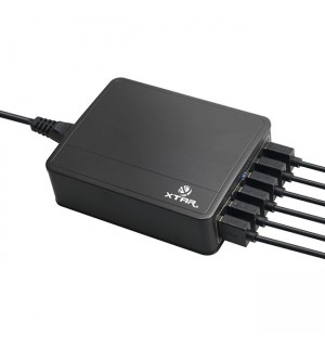 Xtar U1 SIX-U 45W 6-port USB Charger